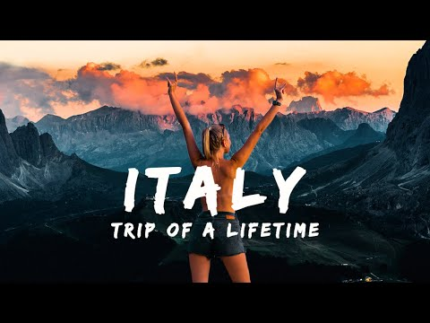 2 Weeks In Italy : A Cinematic Travel Film