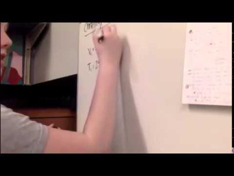 Chemistry - Charles Law - Constance / Taryn / Christina