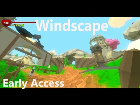 UAmmo First Look: Windscape |