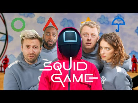 SQUID GAME ( PARODIE ) - NINO ARIAL Feat Norman, Tonio Life, Malcolm totheworld et camille lavabre