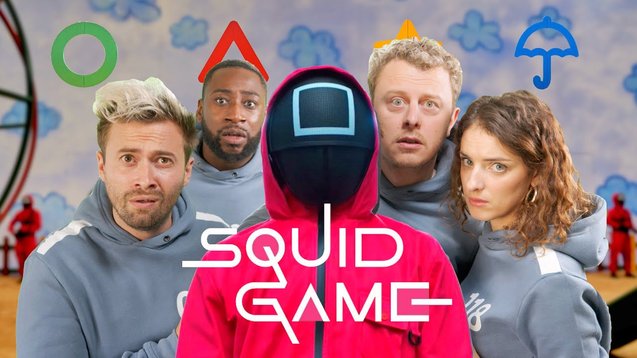 Download SQUID GAME ( PARODIE ) - NINO ARIAL Feat Norman, Tonio Life, Malcolm totheworld et camille lavabre