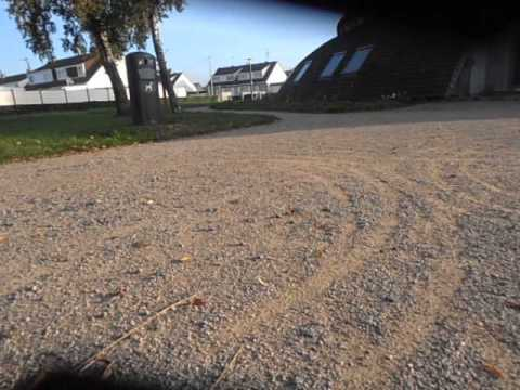 Dirt Hog test autonomie batterie Yuntong racing batteries 46