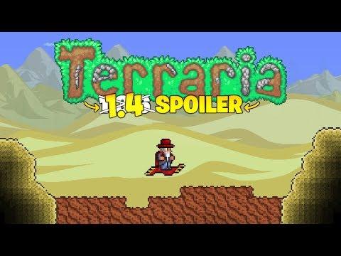 Terraria 1.3.6 or secretly 1.4? (new spoiler)