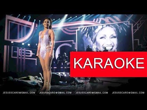KARAOKE Jennifer Lopez - Homenaje a Celia Cruz PISTA