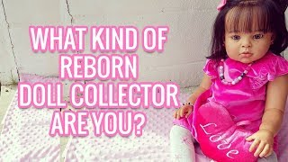 TAG: What Kind of Collector Are You?