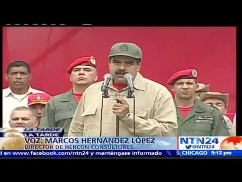 """""""Los venezolanos entienden que el modelo económico del presidente Nicolás Maduro ha fracasado"""""""