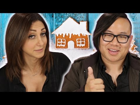 Thumbnail: Architects Build Gingerbread Houses