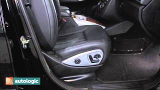 Mercedes Benz W251   Seat Occupancy Calibration US