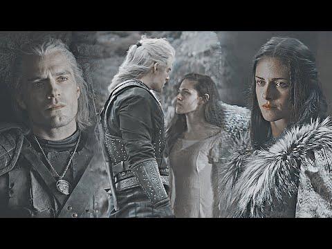 Geralt + Snow White || I Run To You ||