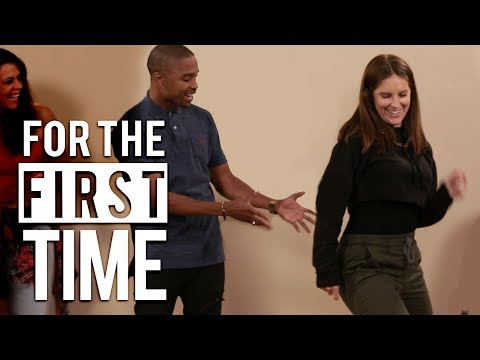 White People Do Chi-Town Steppin' 'For The First Time'