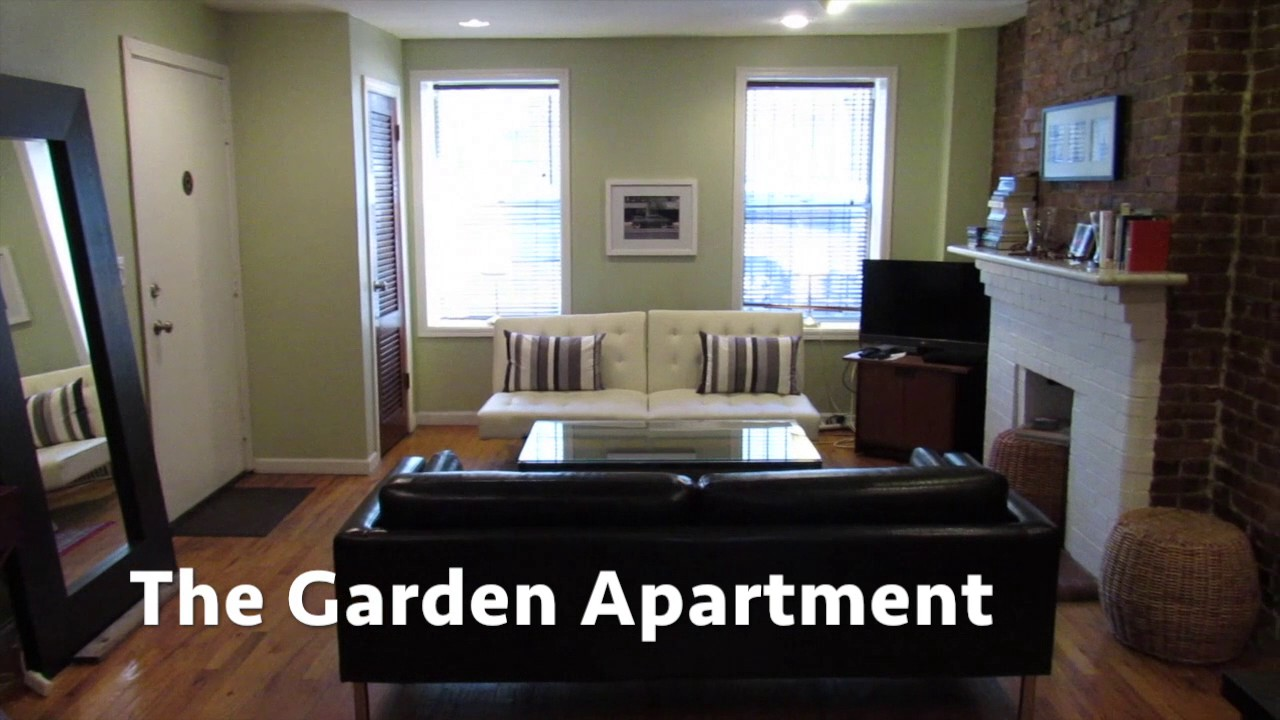 The Garden Apartment Vacation Rental In Williamsburg Brooklyn