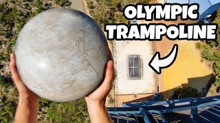 ATLAS STONE Vs. OLYMP C TRAMPOL NE From 45m