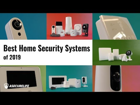 Top 4 Best Home Security Systems – 2019 Review | ASecureLife