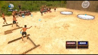 Concurentii sunt in delir! Echipa castigatoare va avea parte de un show incendiar marca Coco Bongo!