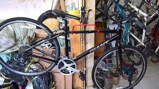 Kien Bicycle Touring GIANT escape 3 CITY 2019