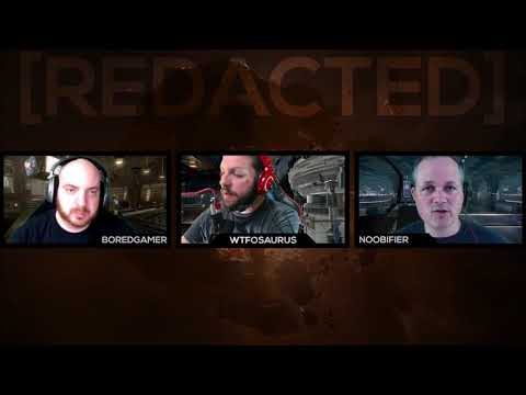 [REDACTED] Star Citizen Podcast #123 | Lots of Questions Edition