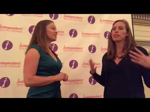 Interview with Carrie Lukas at the 2017 Gala