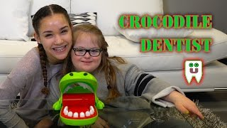 Crocodile Dentist! (ft Gracie Haschak)