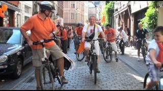 La journée sans voiture à Bruxelles