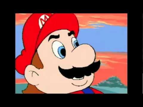 Mario and Luigi: The History Eraser Button