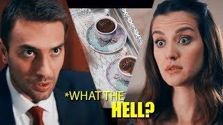 Nefes \u0026 Tahir (Family Kaleli) What The Hell? (HUMOR) Bölüm 31.