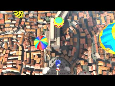 Be Cool/Be Wild for Rooftop Run - Unleashed Project/Sonic Generations mod