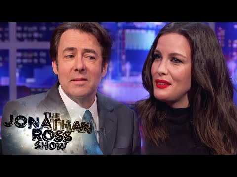 How Liv Tyler Discovered Her Real Father - The Jonathan Ross Show