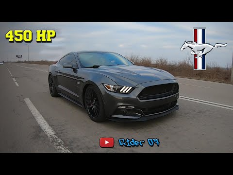 Ford Mustang 5.0 V8. Вторая жизнь Мустанга