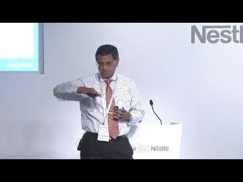 Nestlé in Africa and Middle East - Nandu Nandkishore