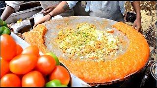 Уличная еда Индии -  кулинарные традиции и блюда Индии  (HD)
