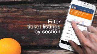 Nweekcpa.com StubHub - Event tickets Android App
