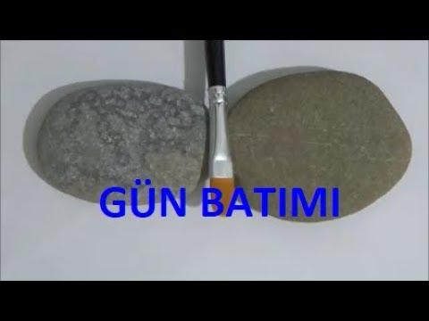 Fatih Tas Boyama Gun Batimi Youtube