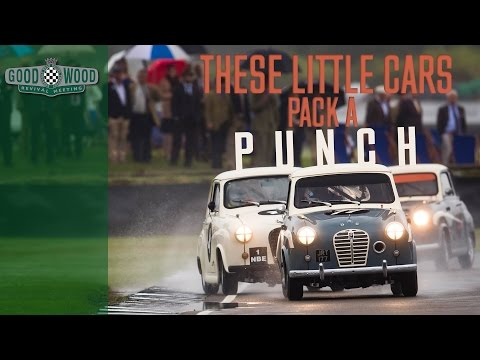 St Mary's Trophy Part 1 Full Race | Revival 2016