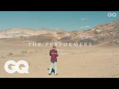 Zhang Huan Finds Inspiration in Death Valley | The Performers (Ep. 5) | GQ & Gucci