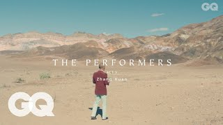 Zhang Huan Finds Inspiration in Death Valley (Ep. 5) | The Performers | GQ & Gucci