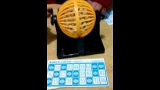 Aprendiendo a jugar bingo lotto bien explicado