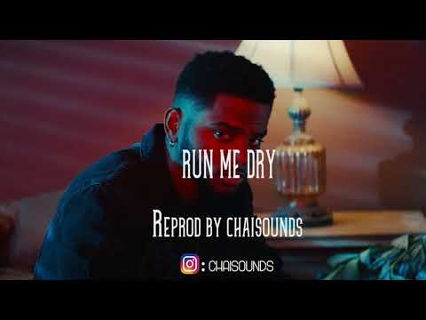 Bryson Tiller - Run Me Dry (Instrumental) | BEST VERSION | ReProd By Chai$ounds