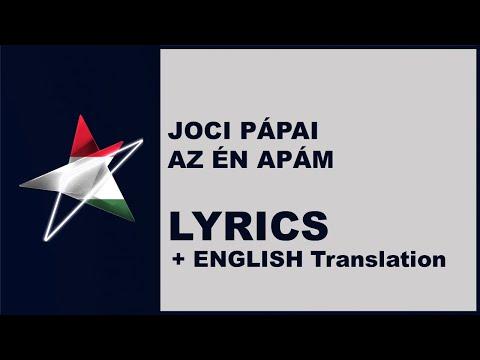 Eurovision 2019: Reaction To Hungary 🇭🇺 Joci Pápai - & 39;& 39;az Én Apám& 39;& 39;