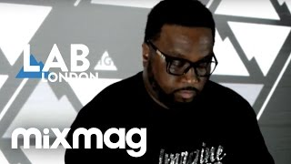 TERRY HUNTER righteous house set in The Lab LDN