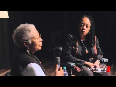 A Conversation with Alice Walker, Morton Theatre Oct. 15, 2015