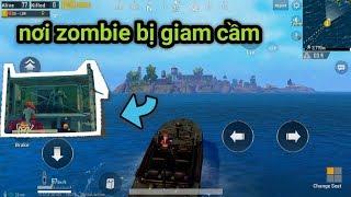 PUBG Mobile - Cận Cảnh Zombie Sống Bị Nhốt Tại Đảo Hồi Sinh | Zombie Biến Mất Bí Ẩn?