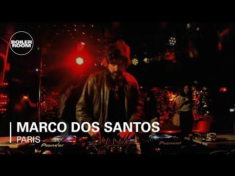 Marco Dos Santos Boiler Room Paris DJ Set