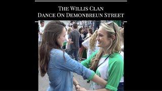the willis clan   dance on demonbreun street   nashville tn