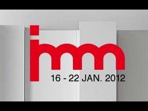 IMM Cologne trade fair 2012 + Young designer