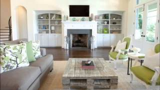 Stylish Wooden Pallet Projects