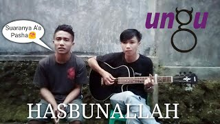 #ungu #hasbunallah Suara mirip pasha | HASBUNALLAH - UNGU (cover) by Munir Fingerstyle ft. Shantos