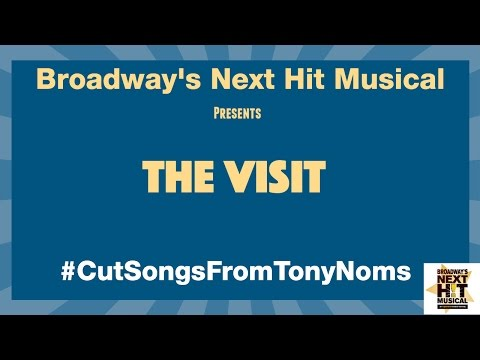 """""""Cut"""" Song from Tony Nominee The Visit"""