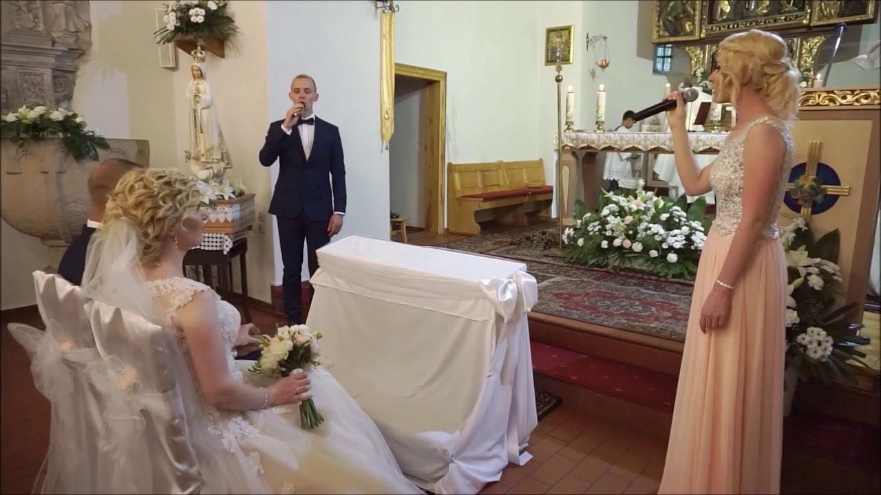 Alleluja Wersja ślubna ślub Kamili I Andrzeja Youtube