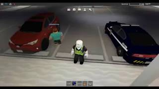 police roblox rp with ouirks