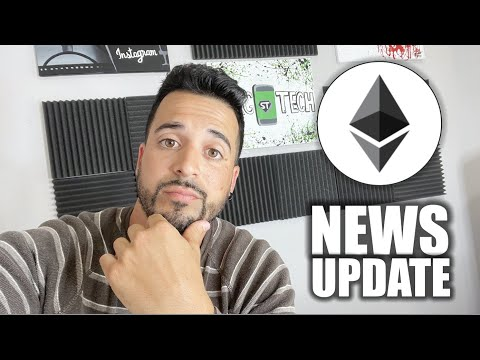 Ethereum Update News Today! Gas Prices Fall, Berlin & London Hard Fork, Price Analysis